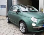 Fiat Car Wrap