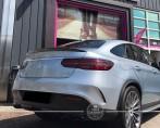 Blinderen Mercedes