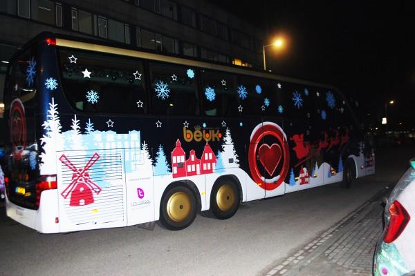 Bus belettering