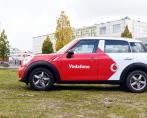 Vodafone Autobelettering