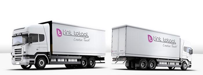 vrachtauto budget
