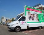 mobile billboard stadgenoot