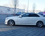 Mercedes Car Wrap