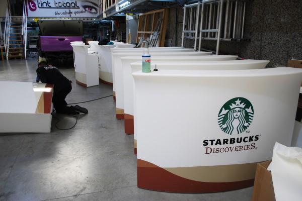 Promotie Starbucks