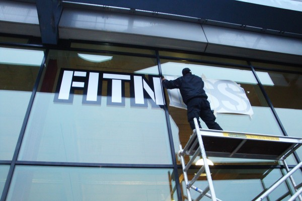 full colour raambelettering