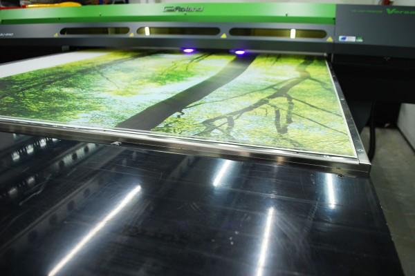 flatbed printer