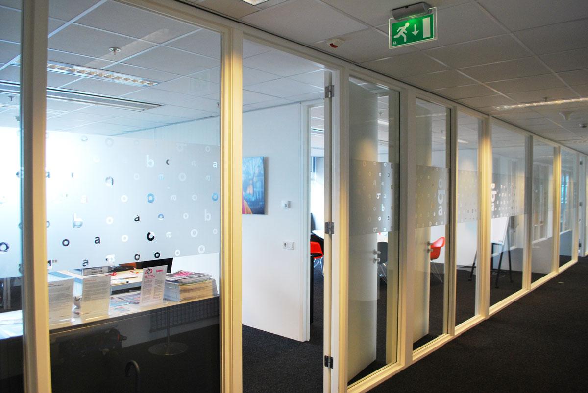 melkglasfolie openbare bibliotheek amsterdam