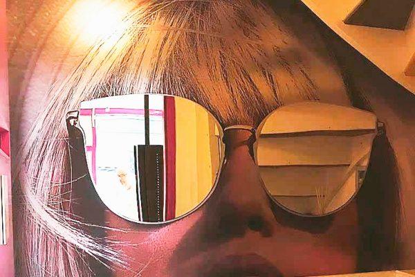 UV-print spiegel