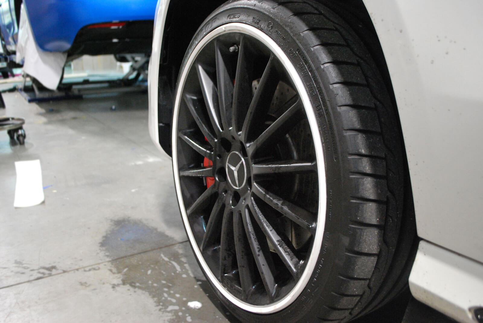 Velgen Stylen Maak Een Car Wrap Of Car Styling Helemaal Af