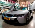 Carstyling Car Styling BMW i8 Tinttotaal Working