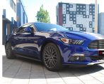 Carstyling Car Styling Ford Mustang Tinttotaal Striping