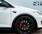 Carstyling Car Styling Tesla ModelX Tinttotaal White Wrap