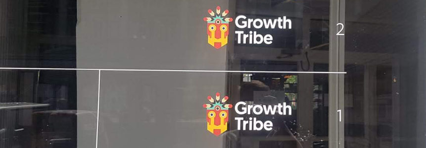 growth tribe bestickering