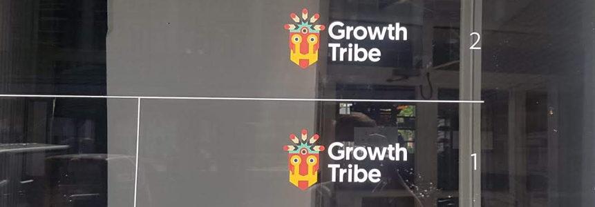 growth tribe bestickering