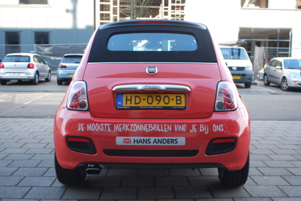 carwrap autowrap reclame design bedrijfsauto