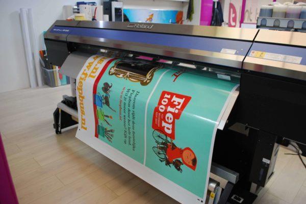 buswrap printen