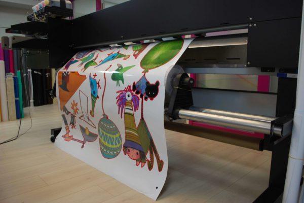 printen buswrap