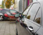 Mercedes S klasse ontchromen raamlijsten