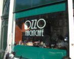 Raambelettering cafe raam