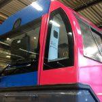 Bestickering Locomotief 1