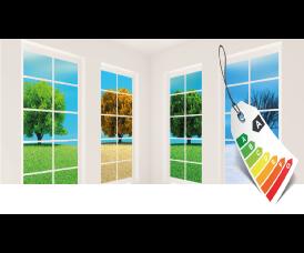 duurzame raamfolie energiebesparing