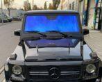 Mercedes Ultra Chameleon raamfolie