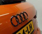 Audi logo ontchromen