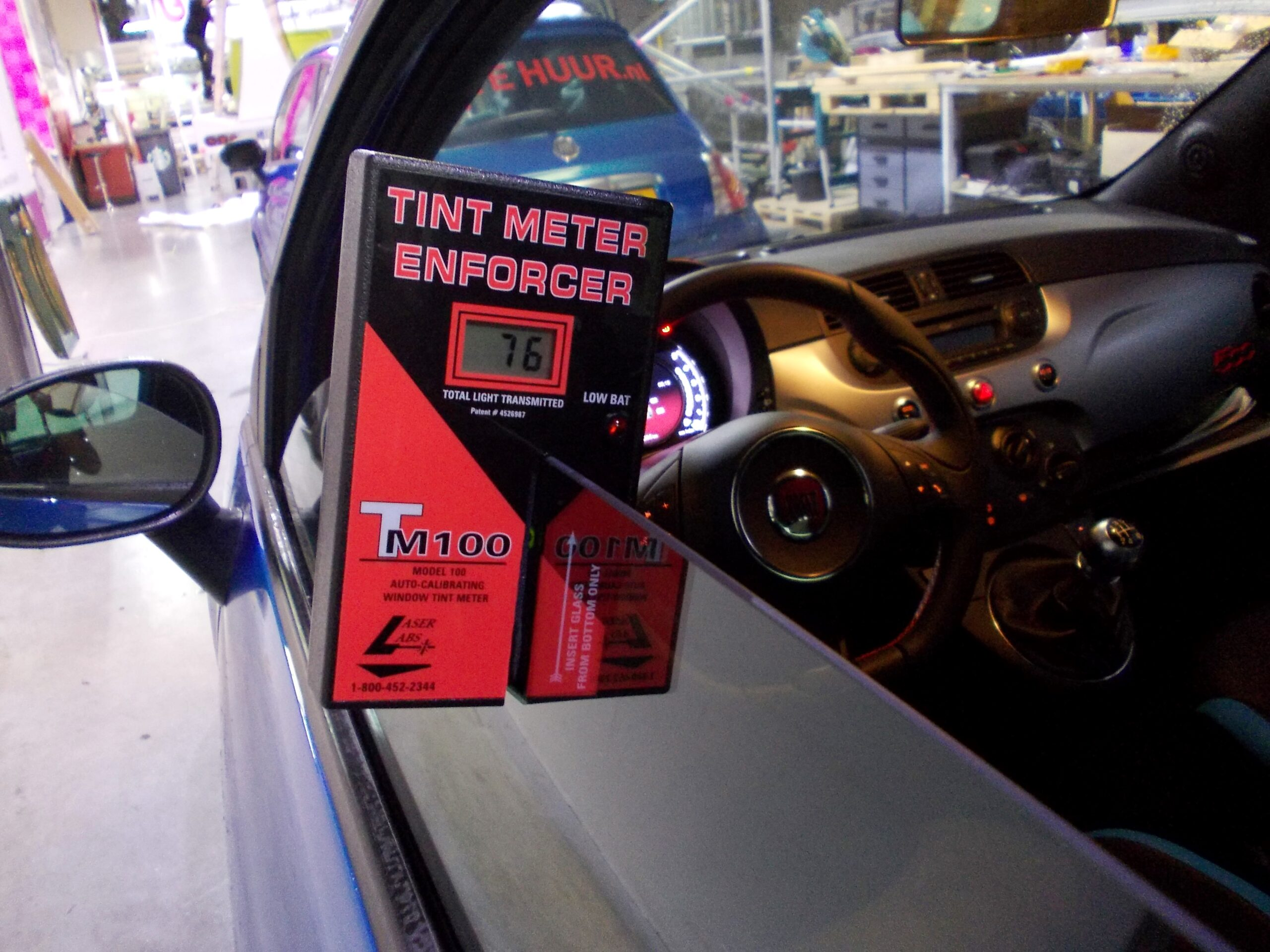 tintmeter
